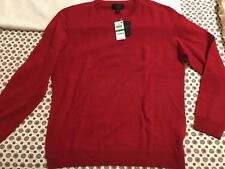mens 100% cashmere sweater large Club luxury Large