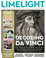 Limelight January/February 2019: Australia's Classical Music & Arts Magazine ' L