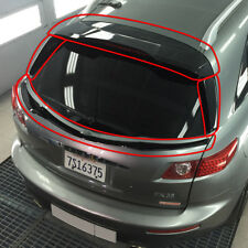 SET: Spoilers for Infiniti FX35/45 2003-08 (Top, Mid&Side) | SCL Global Concept™