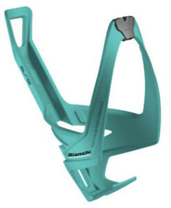 New Bianchi Elite Cannibal XC Water Bottle Cage, Celeste Green