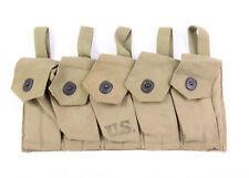 Rare ceinture expérimentale porte-grenades US ARMY WW2 (matériel original)