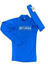 BILLABONG Men M Performance Fit Long sleeve SHIRT RASHGUARD UV+ Sun Surf Florida