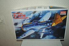 """Die-cast EASY MODEL 1//48 n° 39309 Chasseur US NORTH AMERICAN P-47D /""""RAT HUNTER/"""""""