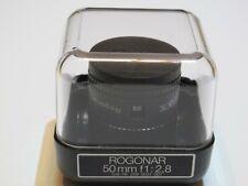 Rodenstock Rogonar 50mm 1:2,8