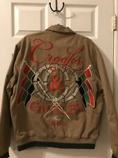 Crooks and Castles Embroidered Khaki Jacket