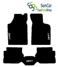 SUZUKI SWIFT DAL'94 AL'04 TAPPETI AUTO tappetini posteriori uniti +4blok+3decori