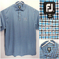 FootJoy FJ Mens Large Golf Shirt Polo Emerald Canyon Golf Course Parker Arizona