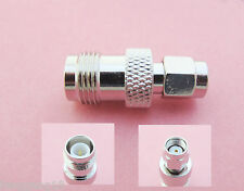2pcs RP-TNC Female to RP-SMA Male Jack Adapter Connector Wireless Router Antenna