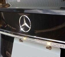 MERCEDES C CLASS W204 2007>  Chrome/Crystal  Boot Trim