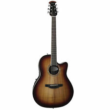 Ovation Celebrity Standard Exotic Acoustic Electric Guitar, Koa Burst