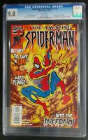 Amazing Spider-Man v2 #9 (450) Marvel Comics CGC 9.8 White Pages