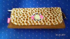 Nici Giraffe Kosmetiktasche Schminktasche Mäppchen Etui mit Spiegel