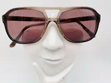 Vintage American Optical EC100 Gray Aviator Sunglasses USA FRAMES ONLY