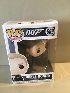 James Bond 007 POP! Vinyl 689 Casino Royale Boxed Figure