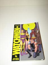 The Watchmen Tpb Alan Moore Dave Gibbons Dc Comics