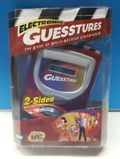 Parker Brothers 2005 Electronic Guesstures Handheld Game Night  New Charades