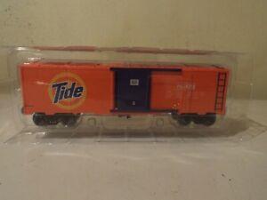 MENARDS O TIDE BOX CAR NEW #279-4558 N/R