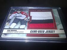 SEAN MONAHAN RC GAME USED JERSEY 3 COLOR SIVER VERSION ONLY /30 MADE SSM-13 RARE