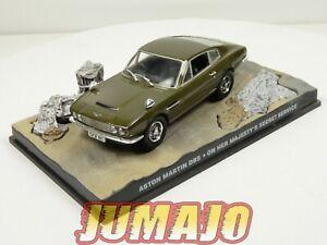 JB135 voiture 1/43 IXO 007 JAMES BOND Aston martin DBS