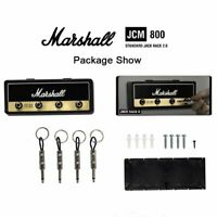 Vintage Jack Rack 2.0 Marshall Guitar Amplifier JCM800 Keychain Key Holder Decor