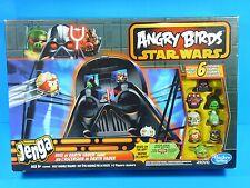 Angry Birds Star Wars Rise Of Darth Vader Game Jenga Hasbro 2013