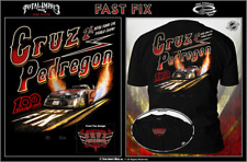 "2020 Cruz Pedregon ""FAST FIX"" Snap-on 100th T-Shirt"