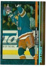 WAYNE GRETZKY 1999-00 Upper Deck Gretzky Exclusive - card # 25 (ex-mt)