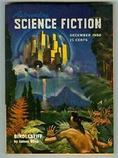 Vintage ASTOUNDING SCIENCE FICTION Magazine! December 1950! Blish! de Camp!