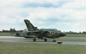 Limited Edition Postcard RAF Germany Panavia Tornado GR1 No.31 Squadron