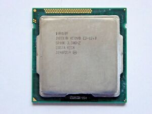 SERVER CPU - INTEL XEON   E3-1240   SR00K   3.30GHz   8MB   4Core   LGA1155
