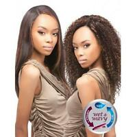 "CLEARANCE SALE - CURLY INDIAN Outre Duvessa REMI 100% Human Hair 10+12+12+14""+P"