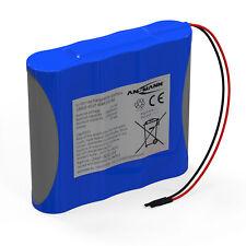 ANSMANN Li-Ion Akkupack Spezialakku Safetyboard Draht-Anschluss diverse Modelle