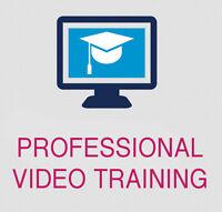 PHOTO RESTORATION WITH PHOTOSHOP - Video Tutorial Training on DVD