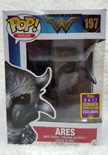 Wonder Woman Ares Funko 2017 Summer Convention Exclusive Funko Pop! Vinyle L @ @ K