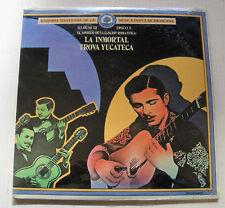 vvaa INMORTAL TROVA YUCATECA - LOS TRIOS historia musica mexicana III 2LP SEALED