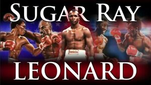 Sugar Ray Leonard Boxing Career Collection DVD