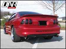 "1994-1998 Unpainted Ford Mustang ""Saleen Style"" Custom Flushmount Spoiler"