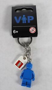 LEGO 854090 Blue VIP Keychain New