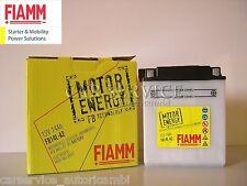 Batteria FIAMM FB14L-A2 Motor Energy FB Technology 12V 14AH - APRILIA DUCATI