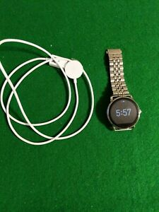Mens FOSSIL WATCH MODEL DW2b Stainless Steel