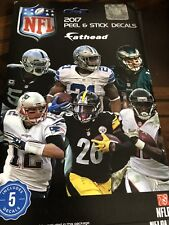 2017 NFL Fathead Tradeables: 5 in a Pack 5x7 inch SOLD OUT! SEALED
