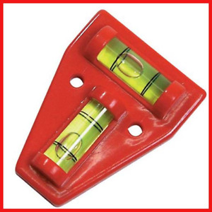 SoSupplies 2 Way Mini Caravan Levelling Aid Indicator
