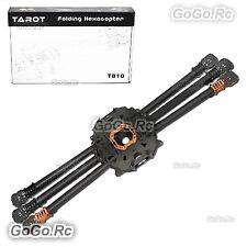 Tarot T810 Folding 6 Six Axis Carbon Rack Frame TL810A Multiortor Hexacopter