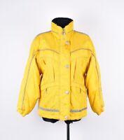 Descente Capucha Mujer Abrigo Chaqueta Esquí Talla I-44