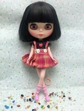 """12""""Neo Short Hair Blythe Doll  from Factory Includes Outfit &Shoes  J006"""