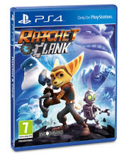 RATCHET E CLANK PS4 GIOCO PLAYSTATION 4 VIDEOGIOCO ITALIANO SIGILLATO PROMO