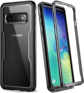 YOUMAKER For Samsung Galaxy S10 Plus HEAVY DUTY Shockproof KickStand Case Cover