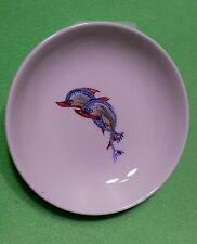 Dinner Plates Fun Dolphins Ceramic Print