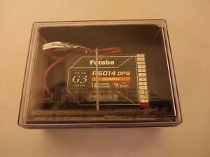 Futaba R5014 DPS PCM G3 35MHz 14 Channel Receiver NIB