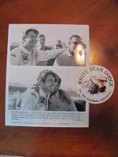 1970 Rossi/Allison Dodge Daytona Win Atlanta 500 Photo/Dodge Mopar Decal NASCAR